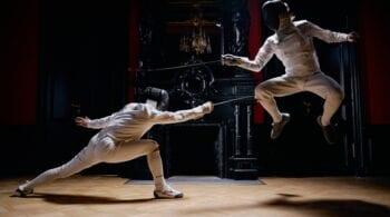 Jeux Olympiques Londres 2012 : Escrime, entre quoi et pourquoi