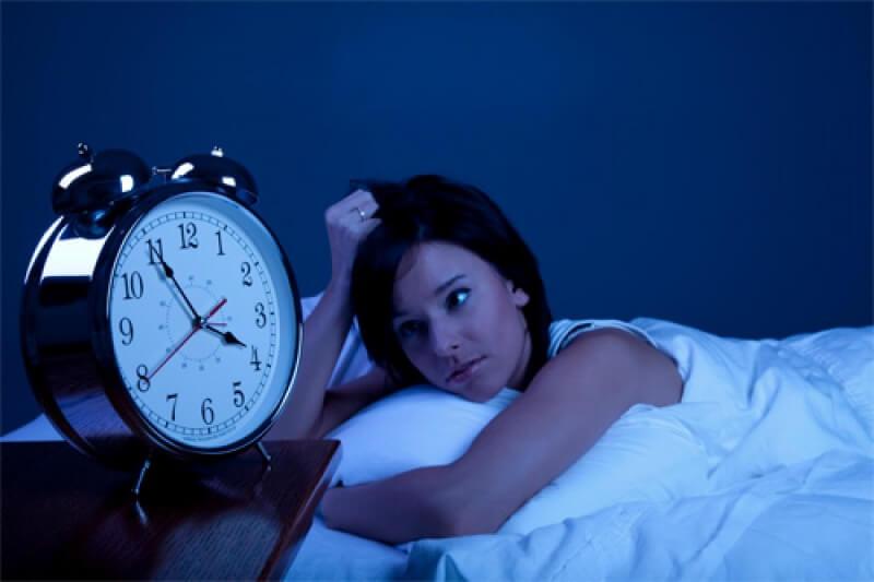 Problème de sommeil : une des causes…
