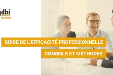 BUSINESS - Guide de l\'efficacité professionnelle : Conseils et méthodes
