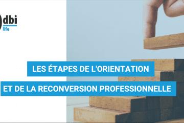 LIFE - Les étapes de l\'orientation et de la reconversion professionnelle