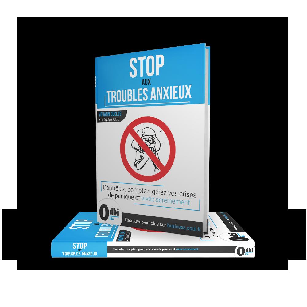 Stop aux troubles anxieux