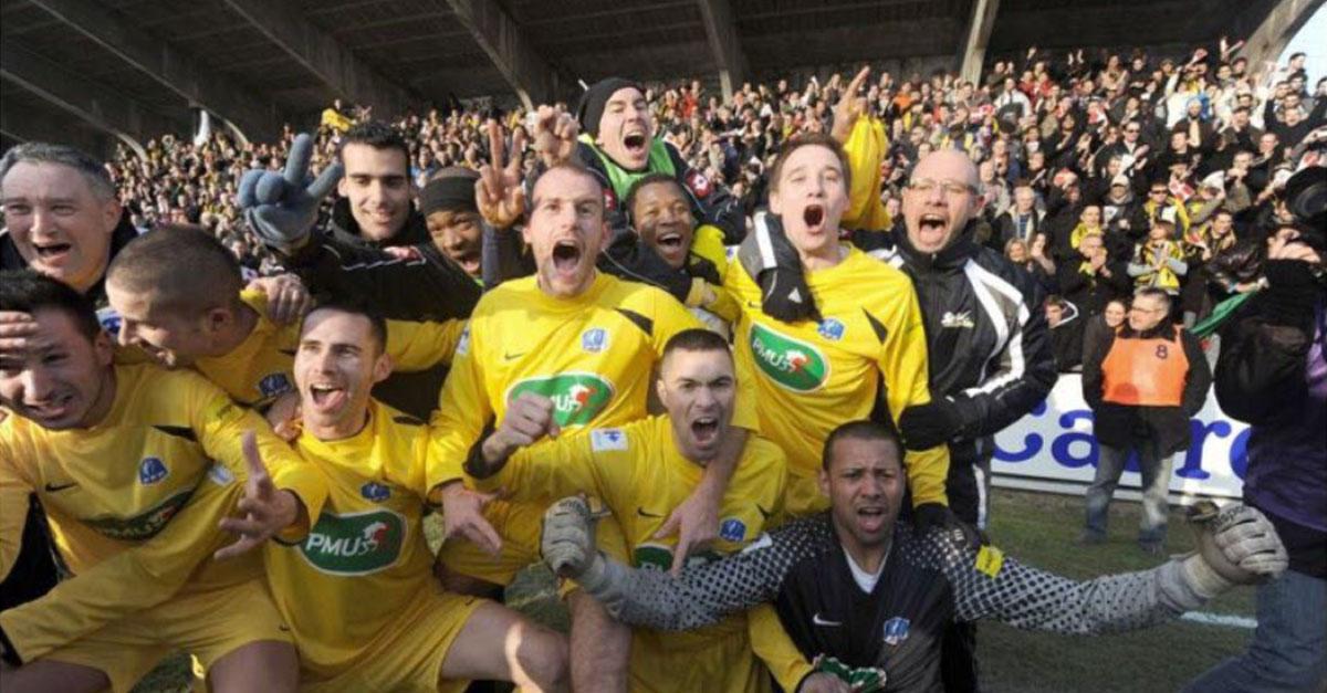 La grande et belle équipe du SOC football