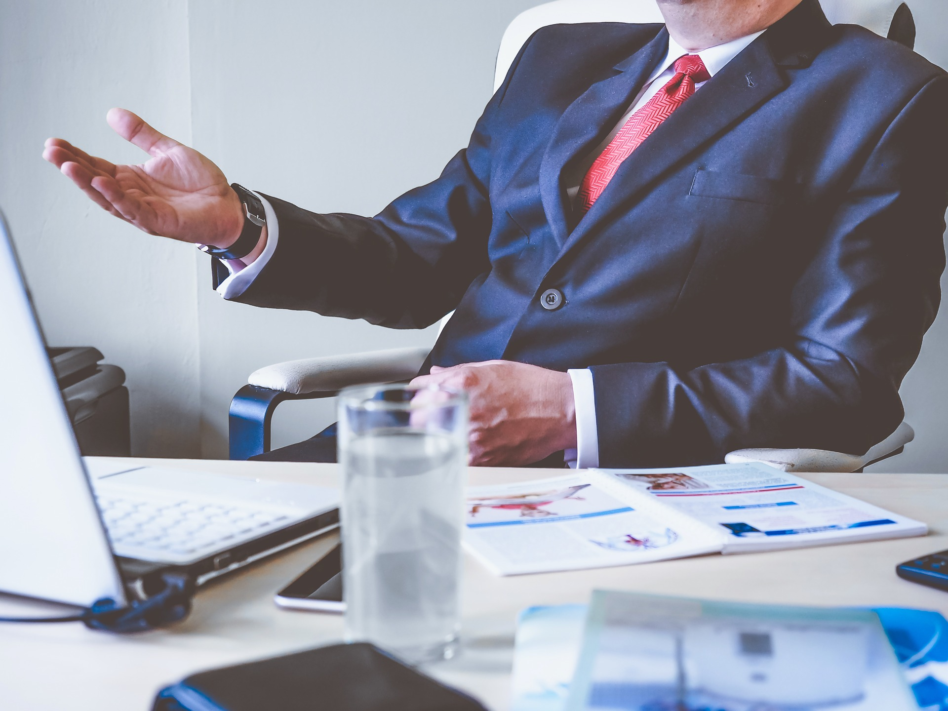 Avez-vous le tempérament d\'un chef d\'entreprise ?